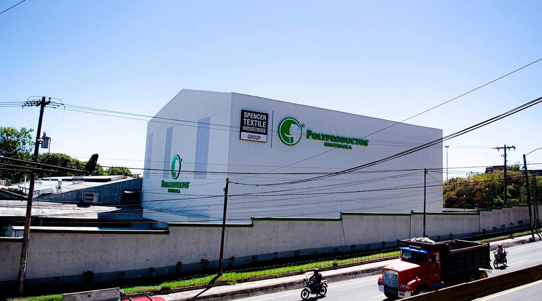 Polyproductos - Trabajos en Guatemala