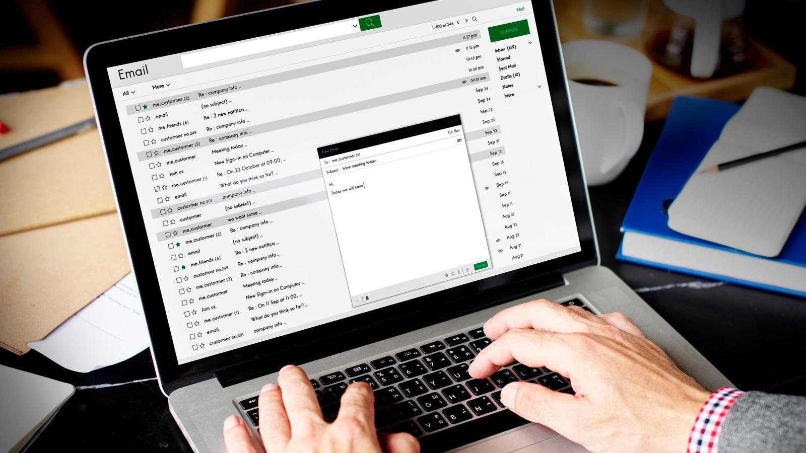 Ejemplos de correos electrónicos para enviar el currículum a las empresas